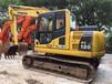 出售小松120-8二手挖掘机,整车原版,原版原样,手续齐全