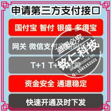 第三方支付接口丨第三方接口代申请现号