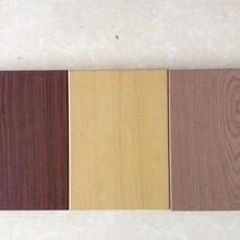 鋁制品廠家幕墻廠家定制木紋鋁板仿木紋鋁單板仿木皮鋁墻板圖片