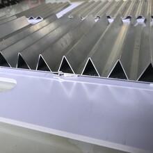 热门铝晟铝长城板背景墙设计合理图片
