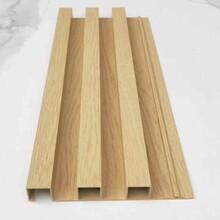 生產鋁晟鋁長城板背景墻設計合理圖片