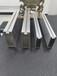 生产木纹U型铝方通铝格栅天花规格齐全