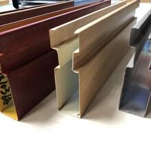 防潮外墙竖墙装饰型材铝方管设计合理图片