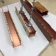 新款U型木纹铝格栅价格实惠图