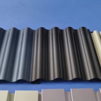 靠谱铝晟铝长城板背景墙样式优雅