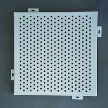 生產藝術造型外墻沖孔鋁單板樣式優雅圖片