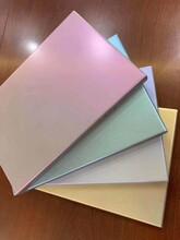 來圖定制鋁晟外墻金屬板3mm氟碳鋁單板款式齊全圖片