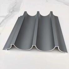 定做鋁合金背景墻鋁長城板廠家批發代理圖片
