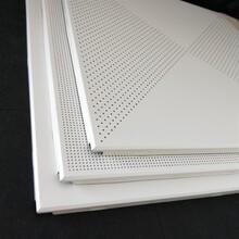 耐用铝晟冲孔铝天花扣板款式新颖图片
