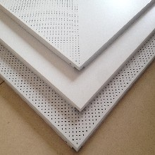 非标定制密拼扣板铝天花操作简单图片