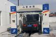 麥迪斯自動洗車機設備隧道九刷帶風干洗車機