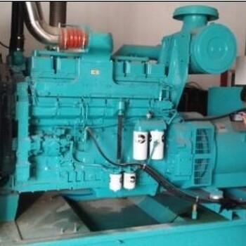 清浦区发电机回收清浦区废旧发电机长期高价回收利用