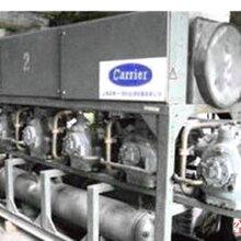 蘇州溴化鋰空調回收蘇州園區風冷熱泵機組回收拆除圖片