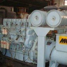 南京鼓樓區發電機回收二手柴油發電機組回收價格圖片