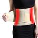 敏斯特腰背透气护腰带腰间盘劳损护腰保暖?#20449;?#24102;腰疼护腰腰托正品
