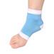 足跟套脚后跟干裂开裂防裂套保湿袜子硅胶后跟疼痛保护套