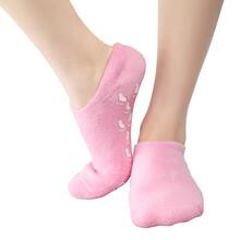 敏斯特ZY032全足硅胶防裂袜足部SPA脚干脚裂护理足部美容袜子