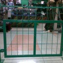 养殖围栏网车间隔离网围墙网双边丝护栏网框架护栏网锌钢铁艺