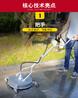 家庭用小型手推高压刷地机AF1804房车大露台电动高压清洗机