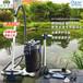 德国欧亚瑟鱼池吸污机锦鲤鱼池吸污机鱼池吸粪机水池过滤清理设备