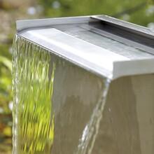 欧亚瑟OASE原装瀑布流水墙设计水幕墙水池瀑布造景欧美瀑布设计