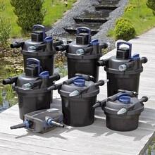 欧亚瑟鱼池过滤器池塘水池循环过滤设备水池净化过滤带UCV杀菌灯