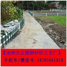 黑龙江省哈尔滨pvc塑钢护栏批发价图片