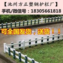 黄石市栅栏围栏隔离栏-护栏送立柱图片