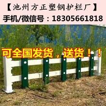 淮安洪泽县草坪护栏绿化围栏价格图片