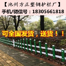 盐城亭湖区pvc栅栏_花式护栏图片