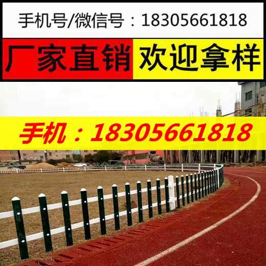 南京高淳县塑钢栅栏院墙围栏-四周厂家供货快