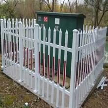 长沙宁乡县电力护栏变压器围栏/道路花池隔离图片