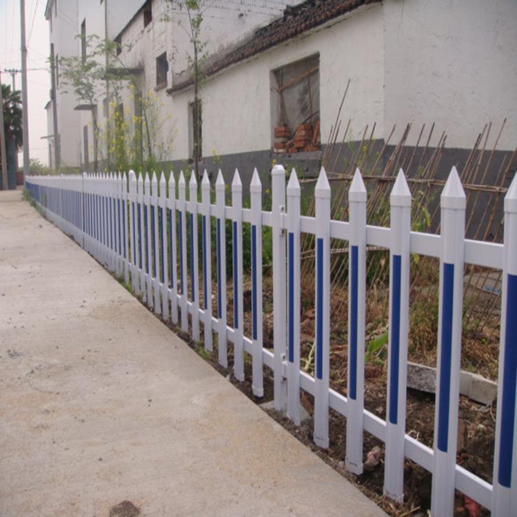 安徽合肥包河区塑钢院墙围栏/道路花池隔离