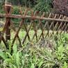 池州菜园竹篱笆庭院竹篱笆院墙护栏围栏