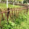 竹制品供应:青岛碳化竹围栏院墙护栏围栏