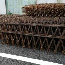 宿州竹护栏样式竹子围栏毛竹系列栅栏图片