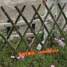 淮南八公山区竹子栅栏厂家竹子围栏护栏公司图片
