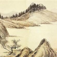 重庆渝北免费鉴定交易古字画中心图片