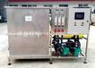 博鑫精陶10吨/天洗车污水回用超滤平板陶瓷膜集成过滤设备