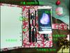 厂家定制高档电子礼品梅花系列小夜灯记事移动电源
