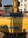 出售一台二手小松210-8纯土方挖掘机,手续齐全,货到付款,支持按揭。