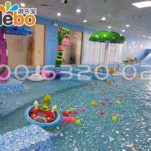 山东游乐宝牌戏水池咋卖的,室内儿童水上乐园生产厂家