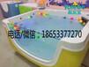 汉中小孩游泳池儿童游泳池价格游泳池生产厂家
