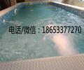 西安供应室内大型游泳池设备水育早教游泳池价格儿童亲子游泳戏水池
