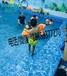 河北衡水安平县水育早教游泳池厂家直销钢结构组装池价格