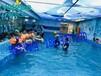 贛州供應室內兒童游泳池設備兒童游泳訓練池設備