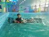山西太原供应大型钢结构组装池价格幼儿园水育早教游泳池