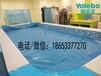 呼和浩特兒童游泳池裝配式鋼結構游泳池廠家直銷