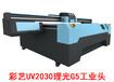 家装行业发展前景可观设备南京彩艺大尺寸2030uv平板打印机