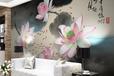 南京彩艺生产销售uv平板打印机国内家装行业板材背景墙打印机